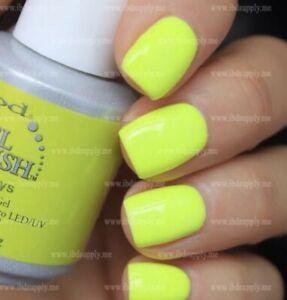IBD Just UV/LED Gel Polish 'Solar Rays' - A Neon Yellow (UK Only)
