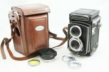 Yashica Yashicaflex Model C 120 Film TLR Camera w/ Yashikor 80mm F3.5 #2217
