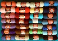 Red Heart SuperSaver 5oz to 7oz SKEINS~Acrylic Yarn~NEW & VINTAGE COLORS~$3 & up