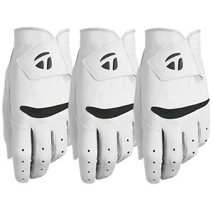 TaylorMade Men's Stratus Soft Golf Glove Left Hand - New 2021 - 3 PACK