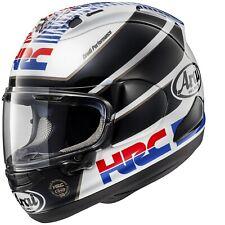 Motorrad Helm Arai RX-7V HRC Schwarz Weiß Gr. S