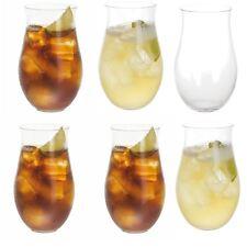 Dartington Set of Six Rum Party Glasses Gift Boxed 380ml