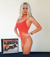 Pamela Anderson Desktop Display Stand Standee NEW Playboy Baywatch Sexy Babe