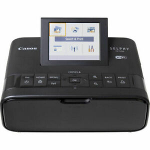 Canon SELPHY CP1300 Wireless Compact Photo Printer (Black)
