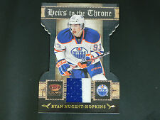 2011-12 Crown Royale Heirs To The Throne PRIME #23 Ryan Nugent-Hopkins RC / 50