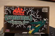 1:64 Action Mac Tools 1999 Gatornationals 1999 Aeromax Hauler 1 of 5000