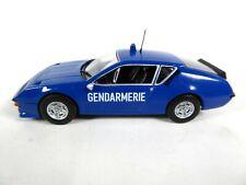 Renault Alpine A310 Gendarmerie 1/43 - Ist Voiture miniature Diecast PM09