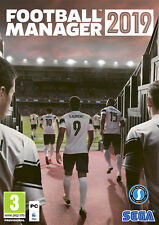 [Versione Digitale Steam] PC/MAC Football Manager 2019 FM 19 Invio Key via email