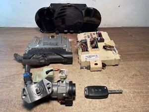Kia Ceed Mk2 2015 1.6 Crdi Diesel Engine ECU Key Speedometer Set 391112A954  #1