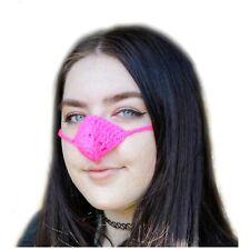 Nose Warmer. Hot Pink Wool. Secret Santa, Design Registered, Genuine Original