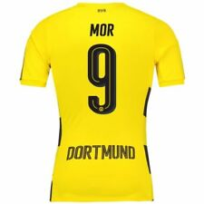 Camiseta de fútbol para hombres morado