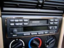 D BMW Z3 Chrom Rahmen für das Radio - Edelstahl poliert