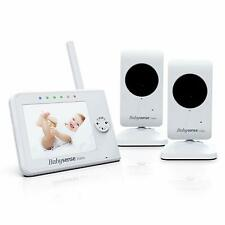 """Babysense Video Babyphone V35 3,5""""  mit 2 Kameras"""
