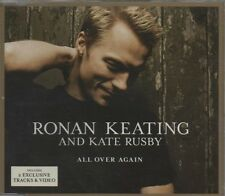 RONAN KEATING & KATE RUSBY All over again  4 TRACK CD NEW - NOT SEALED
