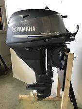 Aussenborder Yamaha 25PS 4 Takt Langschaft Handstart Pinne 2012