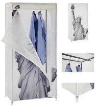 vêtement Stender Portemanteau Exposant en acier avec Couverture 72x43xh.150