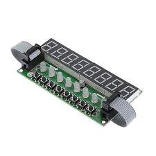 1PCS 8xDigital Tube+8x Key+8x Double Color LED Module TM1638 For AVR Arduino K9