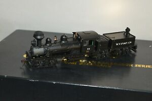 HO scale Bachmann Spectrum 80 ton 3 truck shay steam locomotive WVP&P DCC SOUND