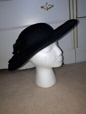 Black Rimmed Hat by kangol