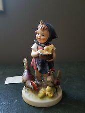 New ListingHummel Goebel Figurine Feeding Time