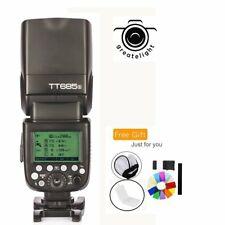 Godox TT685S 2.4G TTL HSS Flashgun Speedlite for Sony DSLR Camera