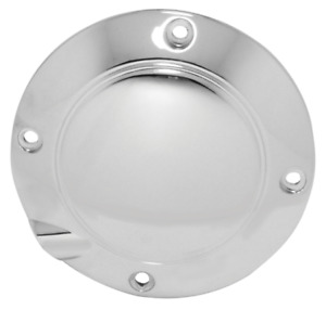 94-03 Harley Sportster Chrome Domed Primary Clutch Derby Cover 34760-94 78156