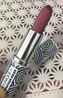 New Clinique Pop Lip Colour + Primer Rouge Lipstick shade: 14 Plum pop