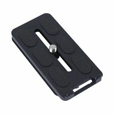 iShoot QS-80 Quick Release Plate Universal to Camera Body and Lens