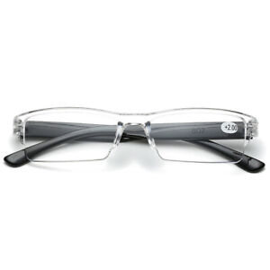 Classic Reading Glasses Mens Womens Readers +1.0 1.5 2.0 2.5 3.0 3.5 4.0 B628