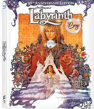 Labyrinth (Blu-ray Disc, 2016, Anniversary Edition) NEW
