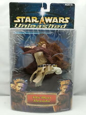 Star Wars OBI Wan Windu Unleashed 6 Inch Collectors Hasbro MINMB