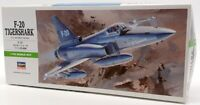 Hasegawa 1/72 Scale Model Aircraft Kit 00233 - F20 Tigershark