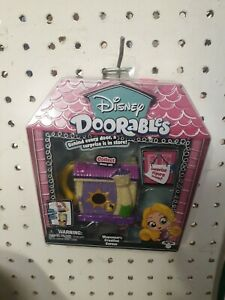 Disney Doorables Mini Stak Rapunzel's Creative Corner NEW Sealed Fast Shipping