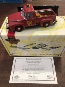 Matchbox Collectibles Pennsylvania Railroad 1953 Ford Pickup YIS 05-M NEW NEW