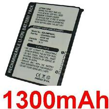 Battery 1300mAh For HTC Artemis 160 200, Love, P3300, P3350, Polaris
