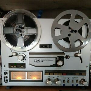 TEAC X-300R  REEL TO REEL TAPE DECK RECORDER - Plays well New belt installed