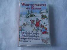 Weihnachtslieder für Kinder  Kassette