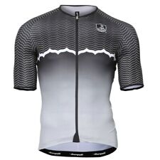 NEW Campagnolo Quarzo Grey Cycling Jersey RRP £96.99 Short Sleeve Made in Italy