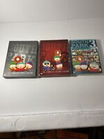 South Park DVD Lot - The Complete First Second Third Season 1 2 3