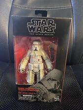 """STAR WARS The Black Series 6"""" Range Trooper Figure #64"""