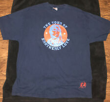 """Oasis Black Crowes Rock Concert T-Shirt Mens Xl 2001 """"tour of brotherly love�"""