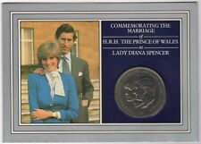 1981 Royal Wedding Commemorative Crown Pack | British Coins | Pennies2Pounds