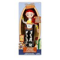Disney Store Jessie Interactive Talking Action Figure Toy