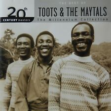 Toots & The Maytals - The Best of (CD 2001 Island 20th Century) VG++ 9/10