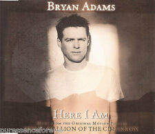 BRYAN ADAMS - Here I Am (UK 4 Track Enh CD Single Pt 1)