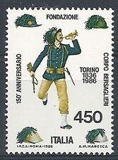1986 ITALIA BERSAGLIERI MNH ** - ED
