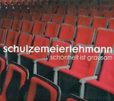 SCHULZEMEIERLEHMANN SCHÖNHEIT IST GRAUSAM NEU CD D2223
