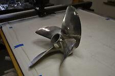 Propeller Stainless Steel Inboard Hi Performance CHP 14.5 X 22 RH 1.125 Shaft