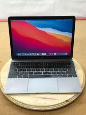 "Apple MacBook A1534 Early-2015 Core M-5Y31 1.1GHz 12"" 8GB 256GB SSD Big Sur READ"