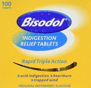Bisodol Tablets, 100-Count
